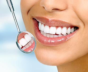 Очистка и отбеливание зубов