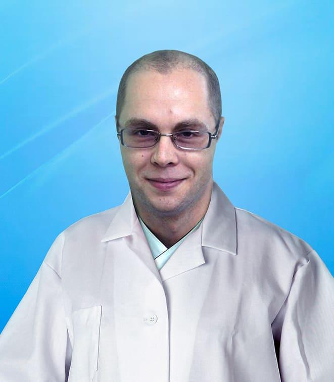 Врач Ващенко Д.Ю.